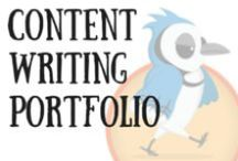 JA Content Writing / My Writing Portfolio for Content articles and blog posts for Business Inbound Marketing. Plus reference material for writing compelling content for you blog and online presence.