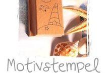 Motivstempel ★  DIY Stempel / Motivstempel ★  Stempeln ★  Stempelhobby ★  Rubber Stamp ★ www.kreativzauber.de Was man mit Stempeln alles kreativ basteln kann zeigen wir hier auf diesem Board