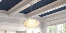 Inspiration plafonds / Ceiling inspiration