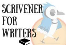 Scrivener for Writers / Tips and information about using Scrivener Software from Literature and Latte for organizing your writing.