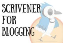 Scrivener for Blogging / How to Use Scrivener Writing Software for your Blog. Bloggers will find this an invaluable tool for content management and organization. If you're blogging and need a content management tool to manage all the content, Scrivener will fit the bill. Feel free to ask me any questions about how I use Scrivener for Blog Article Management. www.jayartale.com