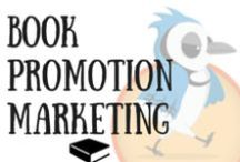 Book Promotion Marketing / Social Media and Book Marketing Ideas for Authors & Writers. If you're an Indie Author or self-publishing here's some ideas for reaching your readers and core audience.