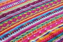 Crochet Inspiration / Hooky fun and ideas.