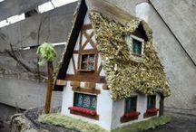 handmade houses