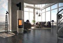 Stufa Messina Metall Design / Stufe di design ad accumulo dal Liechtenstein. Stufe Messina di altissima qualità ed rendimento. Stufe a legna con lungo irraggiamento di calore.