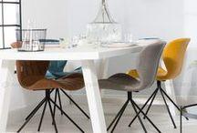 Jedálenské stoličky | Stoličky do domácnosti / Inšpiratívne nápady pre vaše interiéry.
