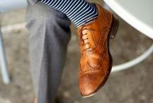 Shoes for Men: Tips & Advice / Practical tips, advice, and more on shoes (and other footwear) for men. Types of shoes, how to choose the right pair, and other topics on men's shoes and footwear.