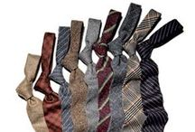 Ties & Neckware: Tips & Advice / Practical advice, tips, insight, and more on ties and bow ties for men. How to tie them, different styles, and more.