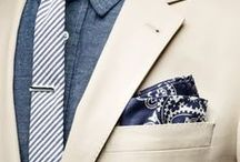Pocket Squares: Tips & Advice / Tips, advice, inspiration and more on pocket squares for men.