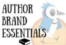 JA Build your Author Brand / It's not just big corporations that need branding, small companies and individuals do too. If you're an author or writer, here's some tips and inspiration to help you create your own personal brand.