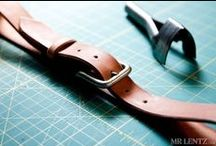 Belts for Men: Tips & Advice / Tips, advice, inspiration, and more on belts for men.  How to pick a belt, different styles of belts, and more on the topic of men's belts.