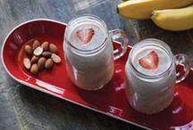 Batidos Deliciosos / Descubre una gran variedad de jugos y batidos que puedes preparar en tu Licuadora Oster®