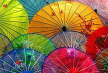 Schirme mit Charme