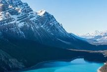 Canada / Beautiful Canada. Wild and free. The best family travel in Canada.