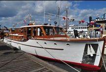 Classic Wooden Boats / Classic Wooden Boats