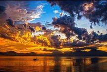 Sunsets / Amazing sunsets