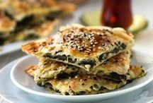 Turkish Food & Recipes / My husband and I are working on a cookbook together, and this inspiration board is a collection of ideas, ingredients and recipes to feed our project.