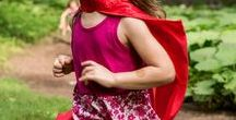 Adventure Girl Clothes / For girls who love adventure - activities, jokes, clothes (including twirly dresses!), and empowerment on everything from ninja to pirates to dragons.