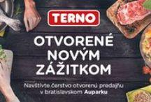 TERNO Aupark (new) / Otvorené novým zážitkom
