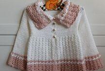 dětičky / pletení,háčkování šití, nápady