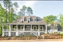 2016 Southern Living Idea House / Home of the 2016 Southern Living Idea House in celebration of Southern Living's 50th Anniversary! Find more information here- http://www.mtlaurel.com/homes/2016-southern-living-idea-house/