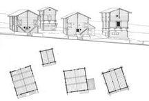 mAI - detail strickbau / massief houtbouw / nader onderzoek naar (massief) houtbouwsystemen   further research on timber building techniques
