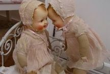 starožitné hračky, panenky a jiné / starožitnosti,panenky, pokojíčky, hračky
