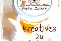DIY Ostern & Frühling  ★  Basteln ★  Deko / Basteln, Backen, Dekorieren und Schenken an Ostern und im Frühling