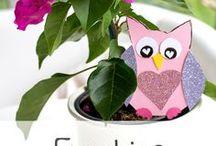 Freebies ★ kostenloses zum Ausdrucken / Freebies, kostenlose Vorlagen, kostenlose Briefpapiere, Bastelvorlagen ★ www.kreativzauber.de