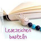 Lesezeichen basteln / Lesezeichen basteln und Lesezeichen ausdrucken★ www.kreativzauber.de