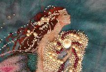 Mermaids - Cross Stitch Patterns
