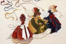 Kids- cross stitch patterns
