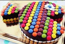 Gâteaux d'anniversaire / by Minouchka Passion culinaire