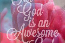 My Christian Inspiration  / by Jacci Copeland