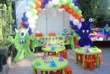 callums 1st bday party ideas