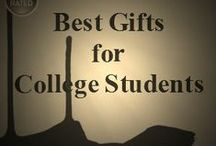 Best Gifts for College Students / Best Gifts for College Students - List of great gift ideas based on what I learned from my college days.