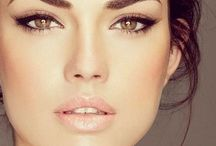 Makeup / For me beauty comes from your natural look but in special occasions we need to improve with a little bit of makeup ....