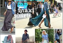 I love maxi skirts :)