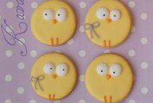 Easter - Pâques / Idées pour célébrer et fêter pâques : biscuits, plats, chocolat, DIY... / by Minouchka Passion culinaire