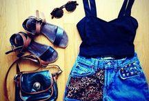 Tops & Shorts <3