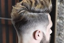 Men's Haircut inspiration Ze Flamant Rose