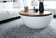 Living room / I love a clean minimalistic style - #danishdesign #nordicdesign #scandinavianstyle #nordicinspiration