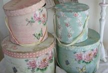 Shabby Chic & French Country / Where French Country Meets Shabby Chic.