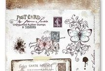 Rubber Stamp Collections - Stempelglede / High quality rubber stamps for scrapbooking, card making and paper craft projects. For international orders, please visit: http://www.stempelglede.com/stamps.html