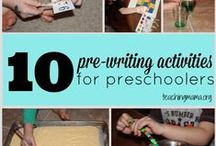 Writing Activities in Early Childhood - Family Day Care