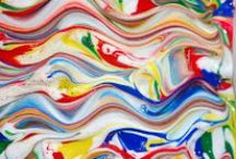 Painting ideas in Early Childhood