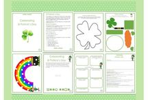St Patrick's Day Activities Five Star Family Day Care Maitland