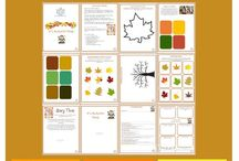 Autumn Activities for children - Five Star Family Day Care Maitland / Welcome in the season of autumn with this ideas and activities - Five Star Family Day Care Maitland