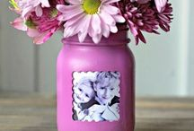 Mother's Day Craft ideas - Five Star Family Day Care Maitland / Five Star Family Day Care Maitland - Mother's Day board.