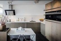 Toonzaal keukens ♡ by Keukenstudio Maassluis / Bekijk ons aanbod aan toonzaal keukens! | Keukenstudio Maassluis #showroom #keukens
